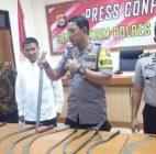 Polisi Menahan 4 Pelajar Yang Produksi Senjata Tajam Di Tangerang