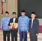 Gubernur Banten Memberikan Bonus Untuk Juara II MTQ Internasional