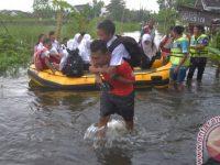 Antisipasi Bencana Banjir, Pemerintah Kabupaten Kudus Menambah Bangunan Polder