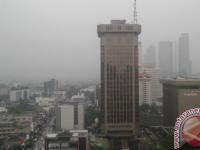 Hari Ini Sebagian Besar Wilayah Jakarta Berawan