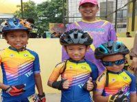 Atlet Sepatu Roda Di Kabupaten Tangerang Meraih 8 Medali Dalam Ajang Indonesia Roller Sport Series I