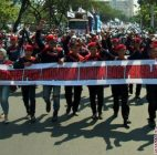 Polisi Tangerang Berharap Peringatan Hari Buruh Tidak Berlebihan