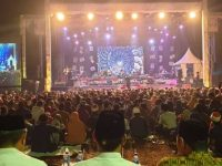 Perayaan Festival HUT Tangsel Ditutup Konser Opick dan Ceramah dari Cak Nun