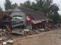 Longsor Bawah Laut Memicu Tsunami Di Selat Sunda