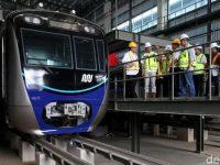 Menaiki MRT (Mass Rapid Transit) Jakarta Bisa Menggunakan Uang Elektronik Hingga QR Code