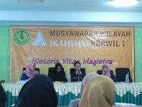 HMJ SPI Jadi Delegasi UIN Jakarta Pada Musyawarah Wilayah IKAHIMSI