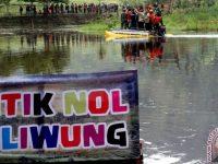 Udang Sudah Terlihat di Sungai Ciliwung
