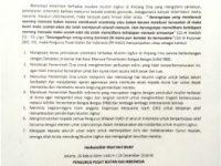 Sikapi Kasus Muslim Uighur, Ikadi Ajak Umat Lakukan Qunut Nazilah