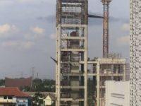Habiskan Dana 28,1 Milyar, Proyek Menara Pandang Puspem Tangsel Mangkrak