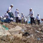 Indonesia- Korea Gelar Aksi Sapu Bersih Pantai Untuk Selamatkan Laut