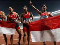 Indonesia Kumpulkan 90 Medali, Bikin Sejarah Baru di Asian Games 2018