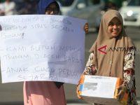 Membantu Korban Tsunami Banten-Lampung, HMI Manokwari Mengumpulkan Sumbangan