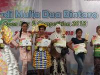 Budi Mulia Dua Bintaro Tutup Acara Open Day Dan Competition 2018