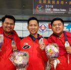 Indonesia Mendapat Medali Perak Pada Kejuaraan Dunia Boling Putra