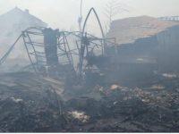 Kebakaran Di Cireundeu, Korban Menyebutkan Rugi Ratusan Juta