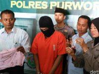 Aksi Biadab, Ayah Kandung Tega Setubuhi Anak Kandungnya Di Purworejo