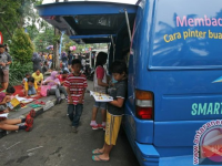 Jawa Barat Akan Segera Memiliki 600 Titik Perpustakaan Jalanan