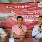 Aktivis Anti Korupsi dan Mahasiswa Tangsel Selenggarakan Diskusi Publik Terkait Seleksi Capim KPK