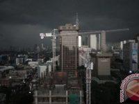 Pagi Ini Sebagian Daerah Jakarta Akan Diguyur Hujan