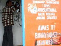 Pemerintah Kabupaten Garut Belum Mampu Menganggarkan Perbaikan Alat Pendeteksi Tsunami