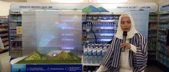 Pertama Kali Danone-Aqua Meluncurkan Laber Baru Dan Pojok Hidrasi Di Farmers Market Summarecon Mal Serpong