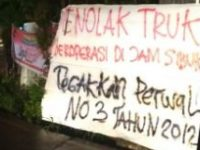AGMA Tangsel : Kembalikan Hak Masyarakat Mendapat Jalan Yang Tertib dan Aman