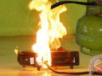 Ledakan Gas Elpiji 12 Kg Bekasi Dipicu Kebocoran Selang