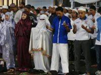 Shaf Salat Campur Di Kampanye Prabowo, PBNU: Itu Nggak Boleh, Haram