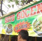 Beli Soto Ayam di Warung Ini Bayarnya 'Suka-Suka Kita'