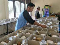 Dapur Masjid Istiqlal Yang Menyediakan Makanan Untuk Buka Puasa