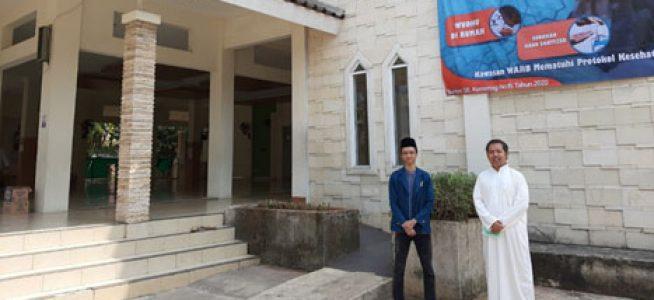 Mahasiswa KKN Undip Sosialisasikan Protokol Kesehatan dalam Menghadapi Pandemi Covid-19