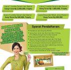 Lottemart Bintaro Akan Gelar Lomba Senam dan Dance Sehat