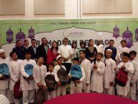 Indahnya Berbagi Kebersamaan di bulan Ramadhan di Bandara Hotel Tangerang
