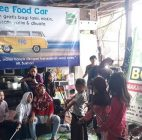 Free Food Car Masjid Ar Rahmah Rempoa