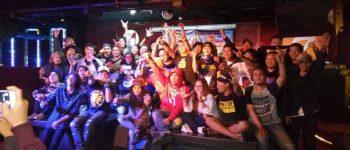 Launching Party Serendengan Grunge Digelar di JK 7 Cafe Kemang