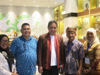 Hilmar Farid, Direktur Jendral Kebudayaan RI Kunjungi Aviary Bintaro