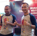 Hut Satu Dekade Mall Teras Kota Ditandai dengan Peluncuran Musical Dancing Water Fountain