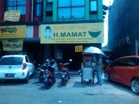 Mencoba Nikmatnya Soto Betawi Haji Mamat di Gading Serpong
