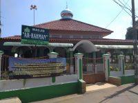 Dalam Rangka Meningkatkan Kapasitas, Masjid Ar-Rahman Ciputat Direnovasi