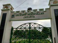 Makam UIN Syarif Hidayatullah, Sejarah dan Penataan