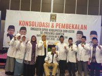 PKS Banten Berikan Pembekalan untuk Seluruh Anggota Legislatif Tingkat II Se-Banten