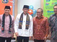 Sandiaga Uno: DPMPTSP Selalu Menjadi Solusi Warga Masyarakat Jakarta