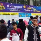 Isi Hari Weekend Bersama Keluarga di Islamic Book Fair 2018