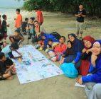 Pengalaman Anggar Founder KJB Saat Serahkan Bantuan Korban Tsunami Selat Sunda