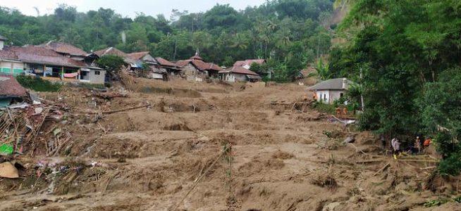 Pemulihan Desa Urug Kecamatan Suka Jaya, Kabupaten Bogor, Jawa Barat Pasca Bencana Alam