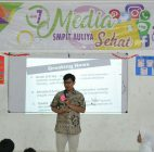 Media Sehat Khas Siswa-Siswi SMP IT AULIYA