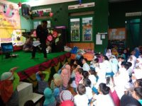 """Happy Week Mumtaza Islamic School"" Ditutup dengan Dongeng Anak"