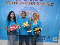 O-Donuts Potato & Bakery Adakan Grand Opening Outlet Ke-1
