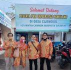 Menjadi Pelopor Desa Digital di Indonesia, Dosen Unpam Adakan PKM Guna Mendorong Kesuksesan Warganya