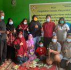 Dukung Home Industry Warga Perumahan Bumi Indah, Dosen Unpam Beri Penyuluhan Daur Ulang Barang Bekas